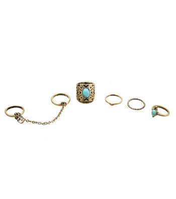 Royal Vintage Ring Set - Ring - Top Layer Boutique