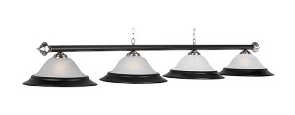 4 Shade Pool Table Lights