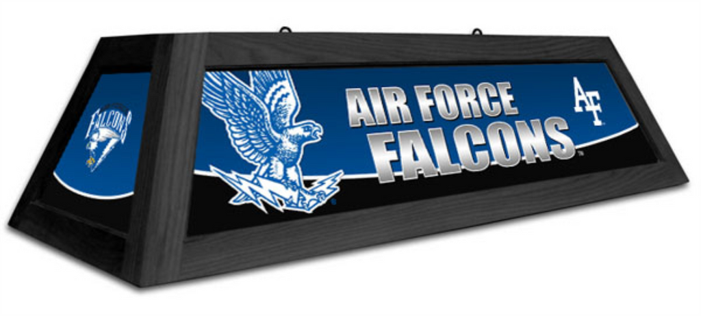 Air Force Pool Table Light - Gameroom Goodies Pool Table Lights