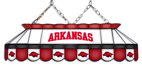 Arkansas Razorbacks MVP Pool Table Light - Gameroom Goodies Pool Table Lights