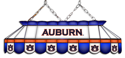 Auburn Tigers MVP Pool Table Light - Gameroom Goodies Pool Table Lights