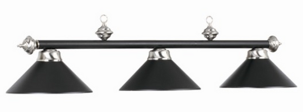 Affordable 3-Light Pool Table Light - Gameroom Goodies Pool Table Lights