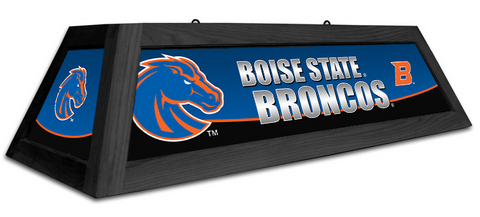 Boise State Broncos Spirit Pool Table Light - Gameroom Goodies Pool Table Lights