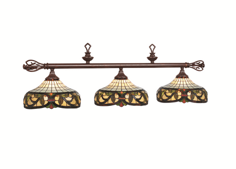 Harmony Series Pool Table Light - Gameroom Goodies Pool Table Lights