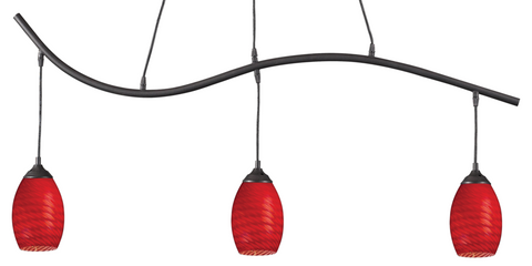 Modern Pool Table Light Jazz Sand Black & Red - Gameroom Goodies Pool Table Lights