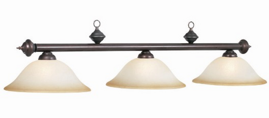 Oil Rubbed Bronze Pool Table Light - Gameroom Goodies Pool Table Lights