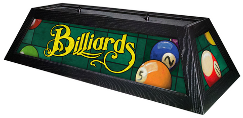 Classic Green Billiard Pool Table Light - Gameroom Goodies Pool Table Lights