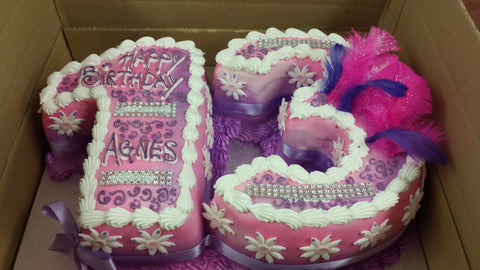 Brilliant No 13 Daisys And Feathers Celticcakes Com Personalised Birthday Cards Veneteletsinfo