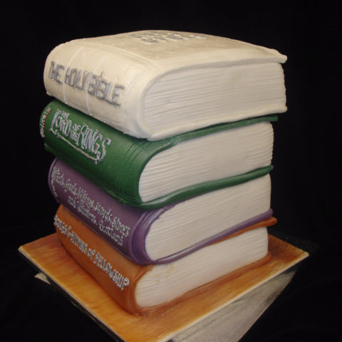 Wedding Cake Books