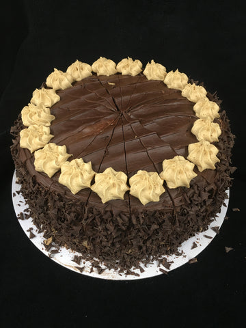 Chocolate  Gateaux Cake