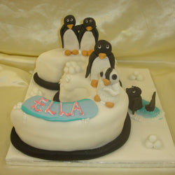 No 3 - Penguins