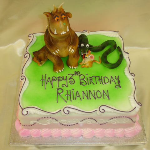 Gruffolo  Childrens Birthday Cake