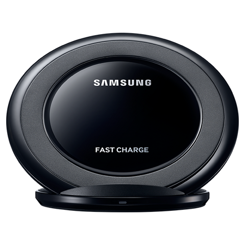 Chargeur Samsung  à induction STAND   (Fast charging)  - Noir
