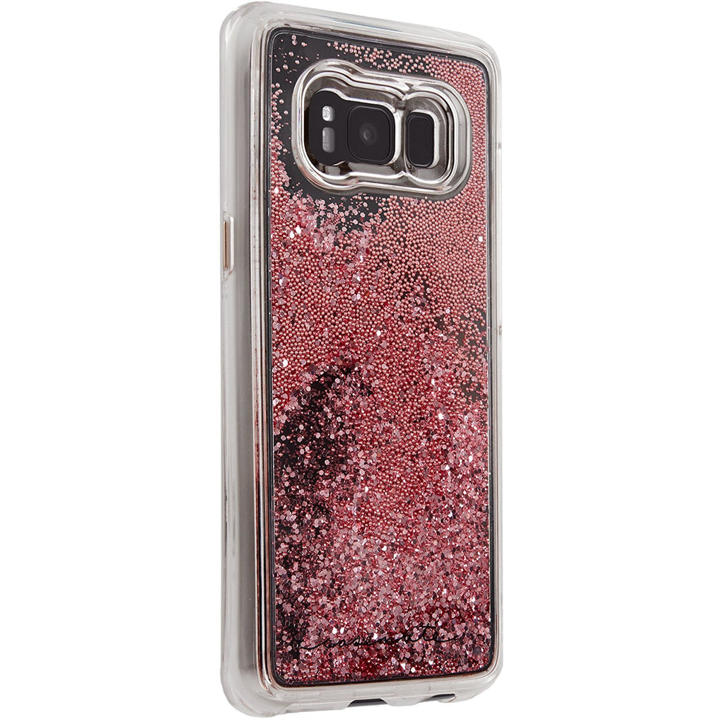 Case-Mate étui Naked Tough Waterfall pour Samsung Galaxy S8+ - Rose Gold