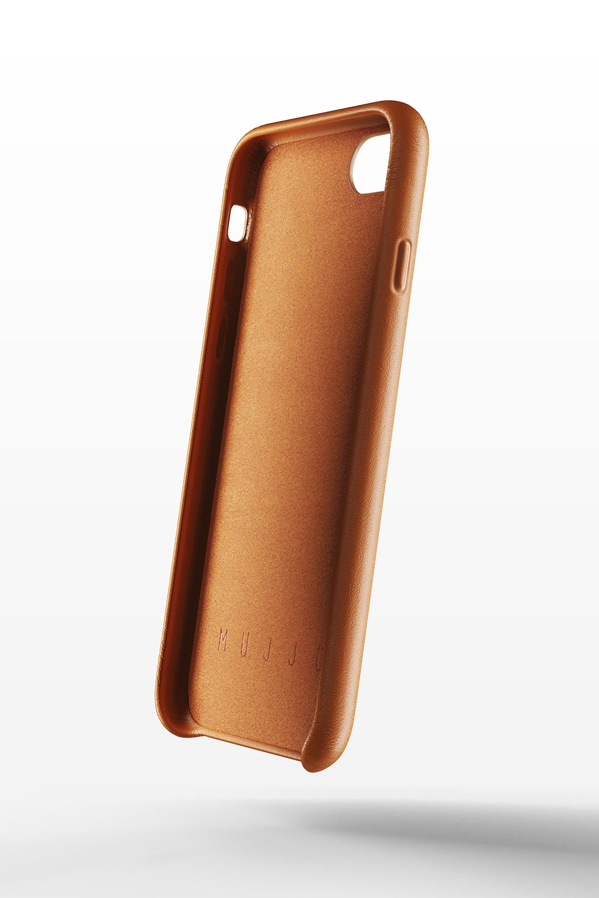 coque iphone 8 cuir marron