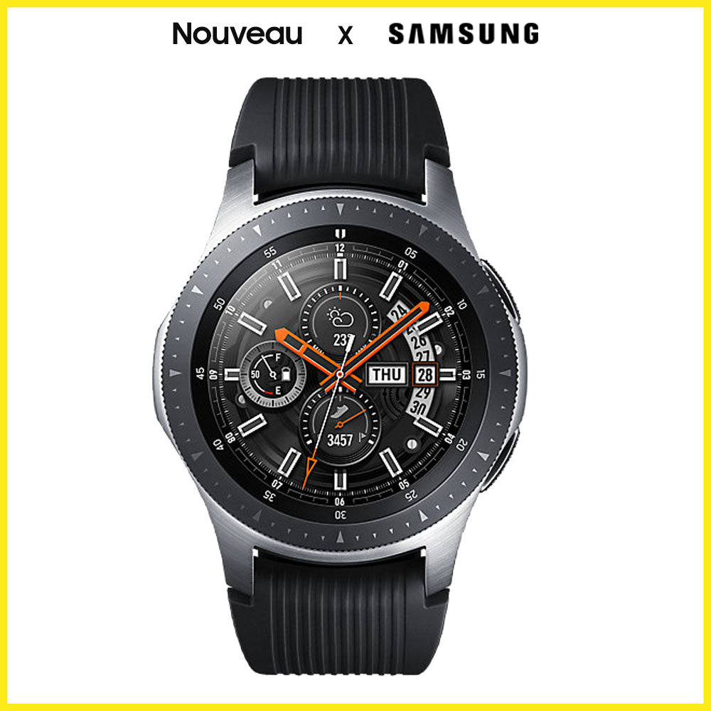 Galaxy Watch (S4) Silver 46mm