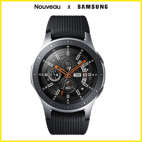 NOUVEAU - Galaxy Watch (S4) Silver 46mm