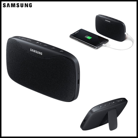 Samsung Level Box Slim (enceinte + Powerbank)  - Noir