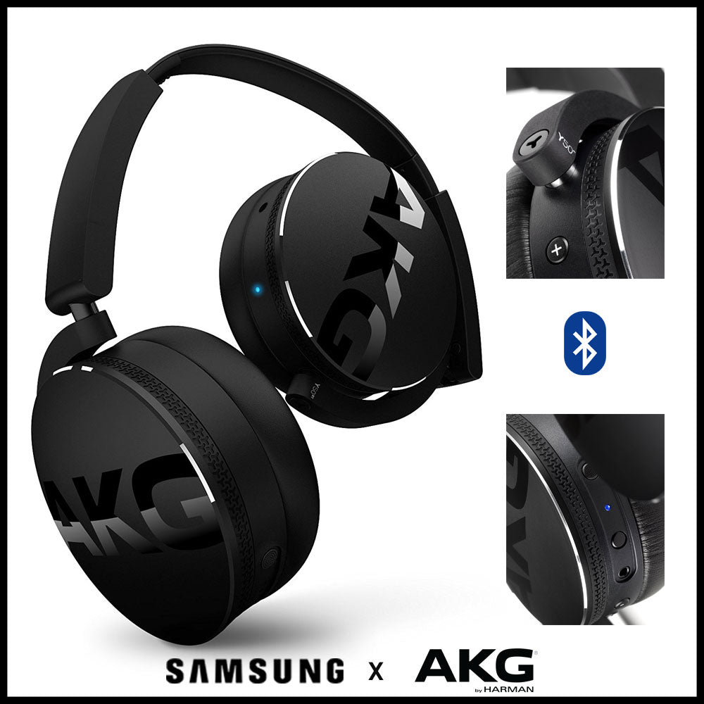 PROMOTION -50% - Casque Bluetooth AKG Y50BT