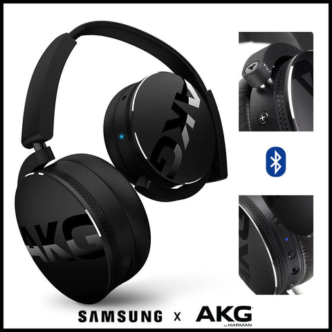 Casque Bluetooth AKG Y50BT