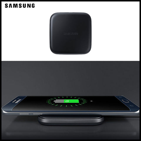 Mini Chargeur Samsung  à induction  -  NOIR