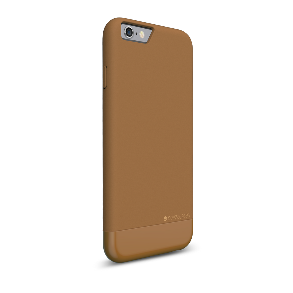 Coque Slide en polycarbonate Camel pour  iPhone 6 & 6s - Le13Bis.com - 1