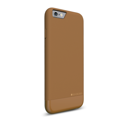 Coque Slide en polycarbonate Camel pour  iPhone 6 & 6s