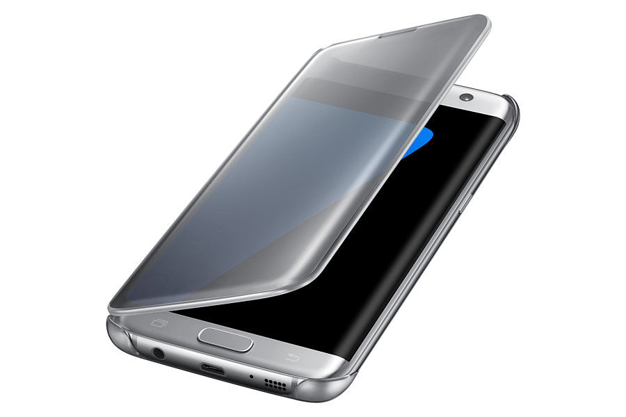coque clear view galaxy s6 edge
