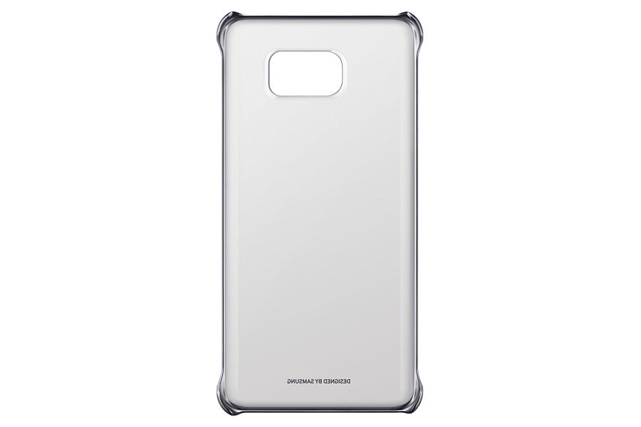 Samsung Clear Cover pour Samsung Note 5 - Silver - Le13Bis.com