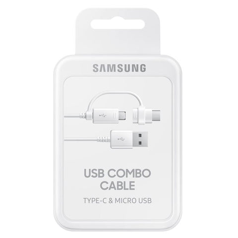 USB COMBO CABLE (type-C & micro usb)
