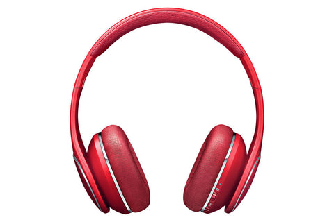 Samsung Casque Bluetooth LEVEL ON - Rouge