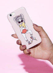Coque Valfre CIGGY GAL  pour   iPhone 7