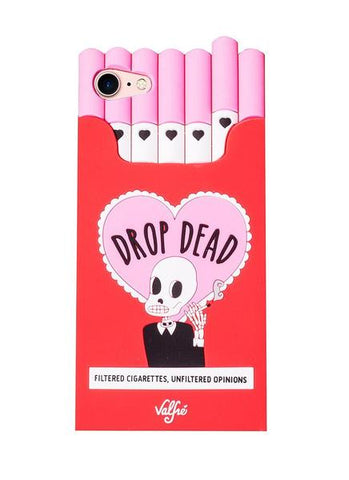 Coque Valfre DROP DEAD   pour   iPhone 7 Plus