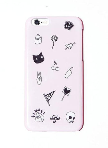 Coque Valfre PEACE OUT  pour   iPhone 7