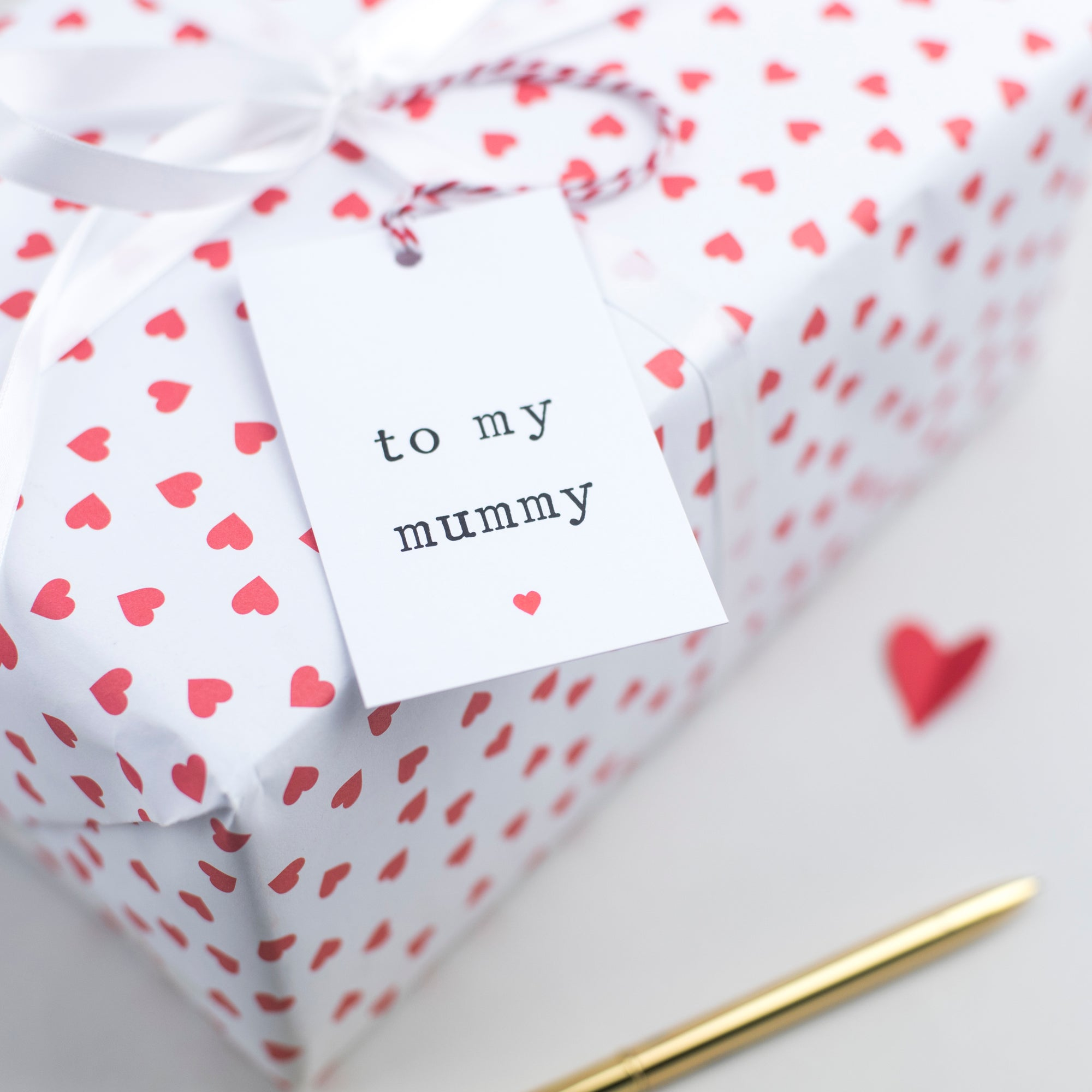 To my Mummy Gift Tag