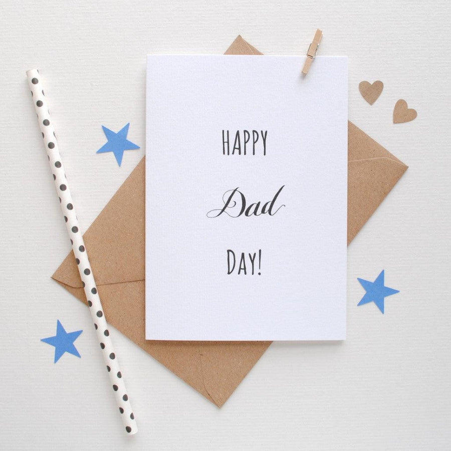 Dad Day Father's Day Card