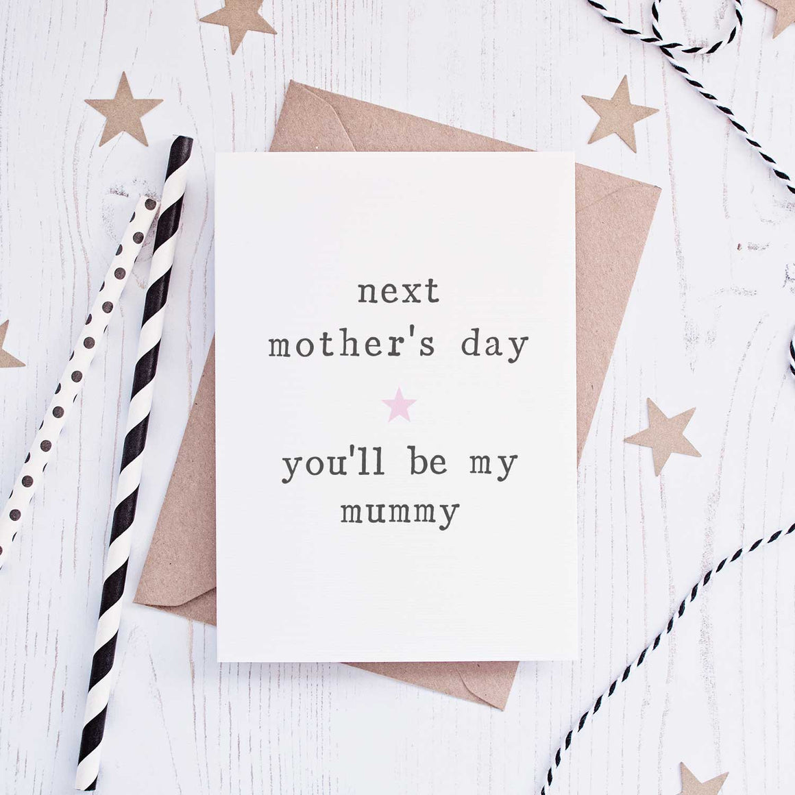 'Next Mother's Day' Mother's Day Card