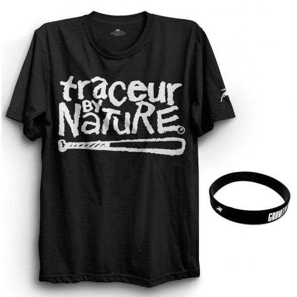 Tee Shirt Traceur By Nature