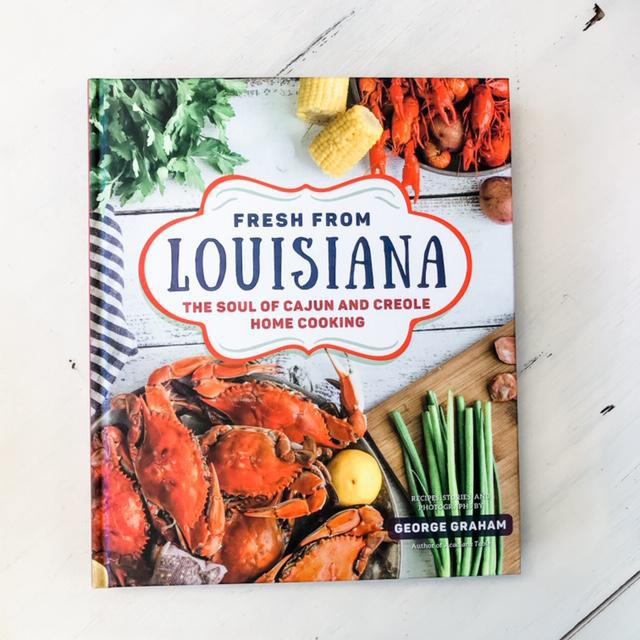 Fresh From Louisiana Cookbook
