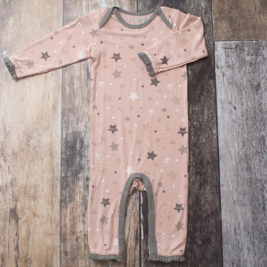 Coverall (3-6M) Girl