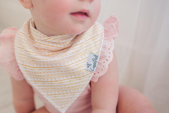 Bandana Bib, June