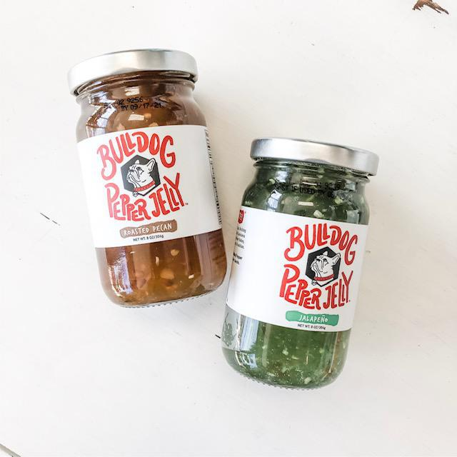 Bulldog Pepper Jelly
