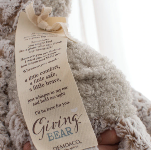 The Giving Bear