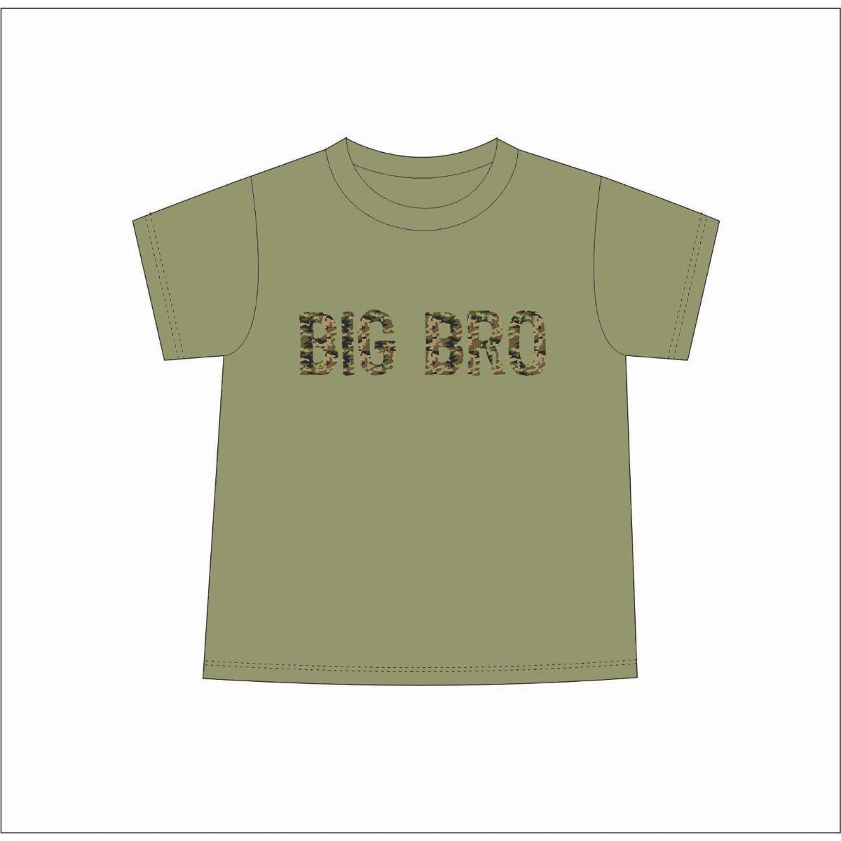 Big Bro Shirt, Camo