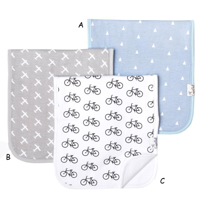 CP Burp Cloth, Cruise