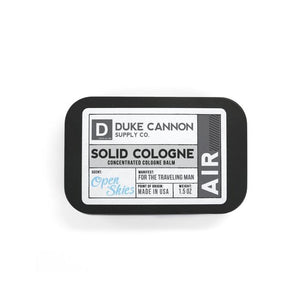 Duke Solid Cologne, Air