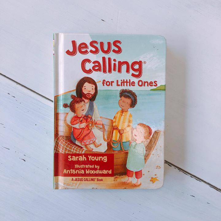 Jesus Calling: For Little Ones