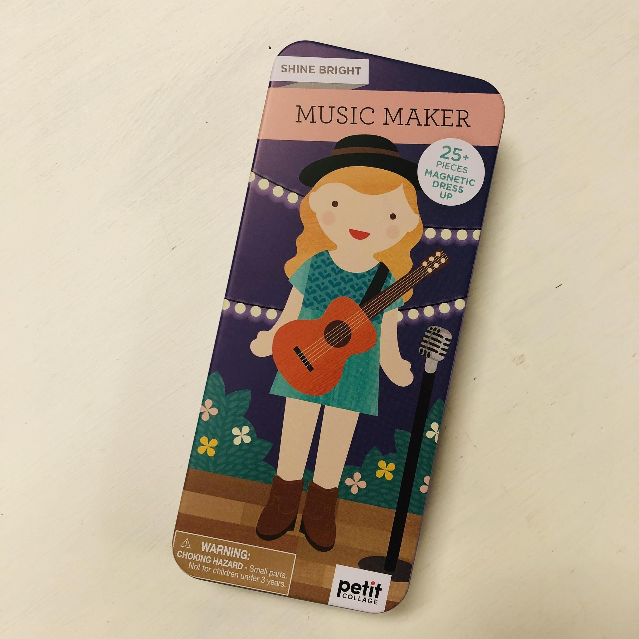 Music Maker Tin {magnetic}