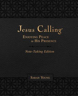 Jesus Calling: Note Taking Edition