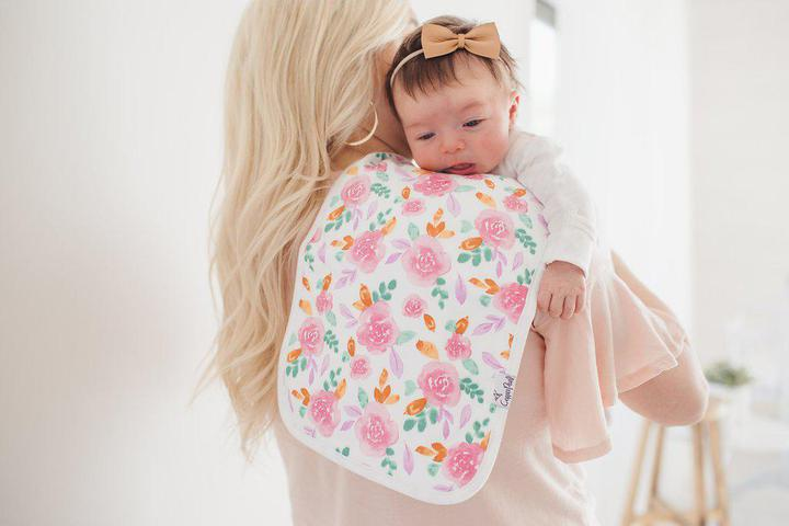 CP Burp Cloth, Summer
